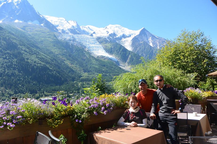"""2015年7月 『シャモニー・モンブランにて』 July 2015 \""""in Chamonix/Mont Blanc\""""_c0219616_2155869.jpg"""