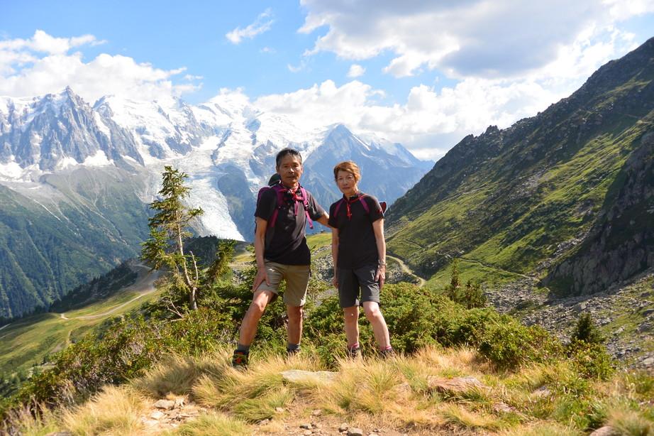 """2015年7月 『シャモニー・モンブランにて』 July 2015 \""""in Chamonix/Mont Blanc\""""_c0219616_21574227.jpg"""