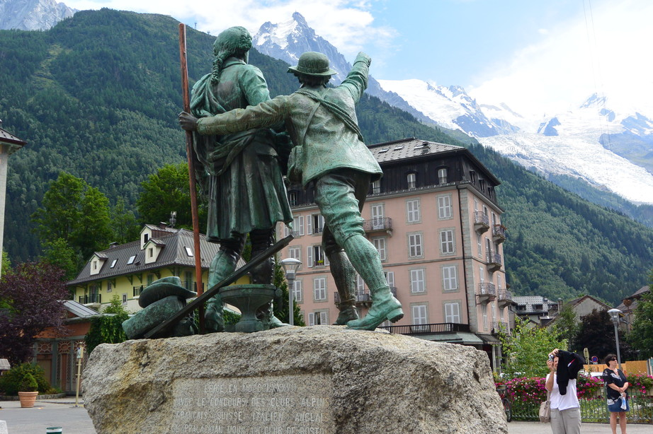 """2015年7月 『シャモニー・モンブランにて』 July 2015 \""""in Chamonix/Mont Blanc\""""_c0219616_2292523.jpg"""