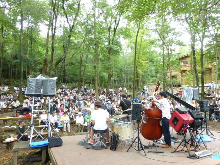 天候に恵まれ里山の森で開催に、感謝♪♪♪_a0142828_23563851.jpg