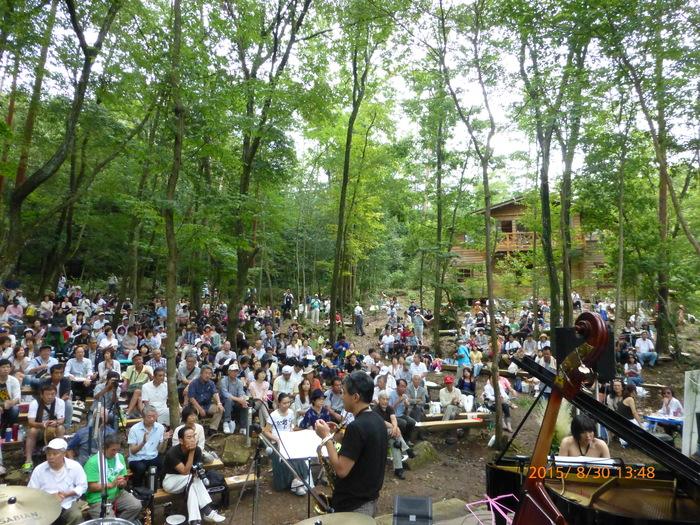 天候に恵まれ里山の森で開催に、感謝♪♪♪_a0142828_23585754.jpg