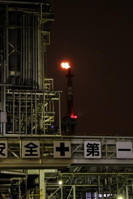 川崎工場夜景*千鳥町_f0348831_07360133.jpg