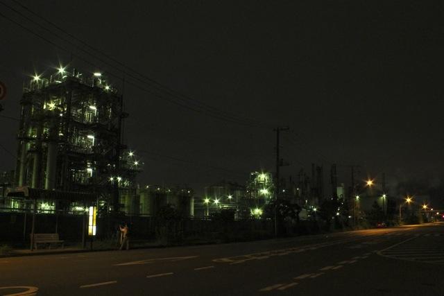 川崎工場夜景*千鳥町_f0348831_07360623.jpg
