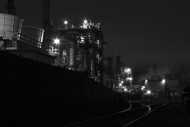 川崎工場夜景*千鳥町_f0348831_07361046.jpg
