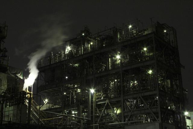 川崎工場夜景*千鳥町_f0348831_07361461.jpg