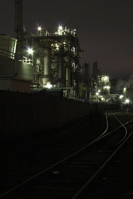 川崎工場夜景*千鳥町_f0348831_07362696.jpg