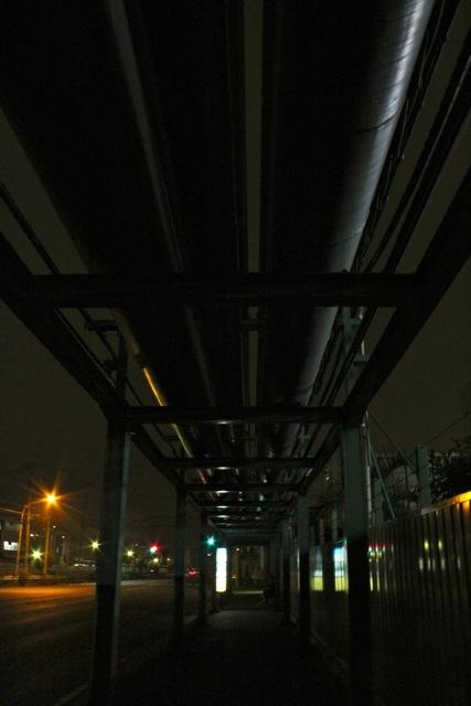 川崎工場夜景*千鳥町_f0348831_07370475.jpg