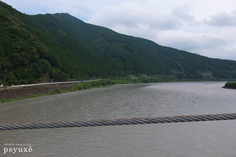 久野脇橋*恋金橋を渡る_e0131432_16265331.jpg