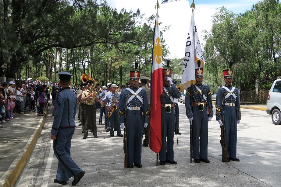 BAGUIO DAY PARADE 2015 バギオ市制106周年記念パレードに伊達政宗と七夕飾りが参加_a0109542_17175679.jpg