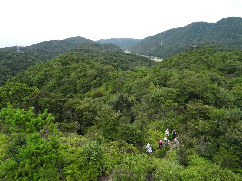 淡輪小学校2年生担任の先生の遠足下見 in 孝子の森     by     (TATE-misaki)_c0108460_23241372.jpg