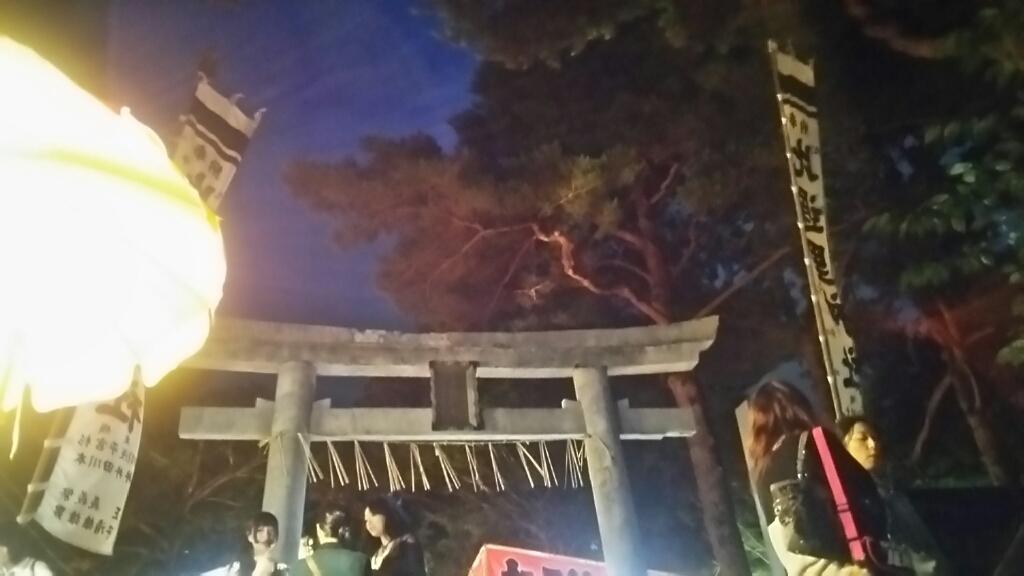 比遅里神社例大祭の宵宮祭へ_b0106766_22504924.jpg