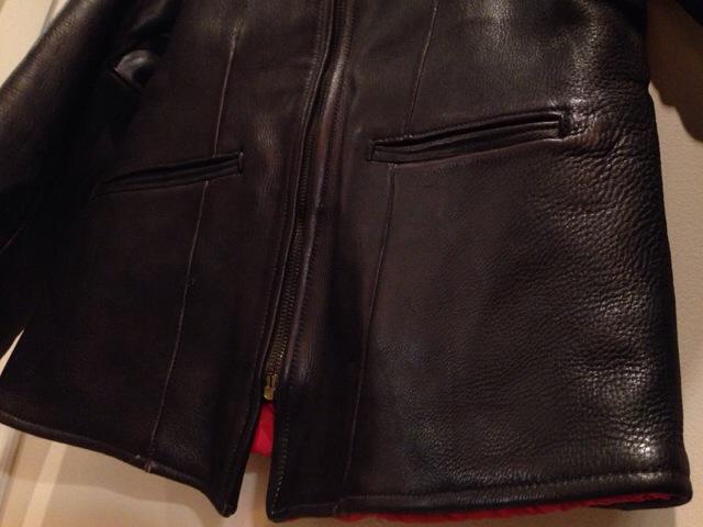 9月5日(土)大阪店秋物スーペリア入荷!!①Leather編!!Jacket&Boots!!(大阪アメ村店)_c0078587_1322455.jpg