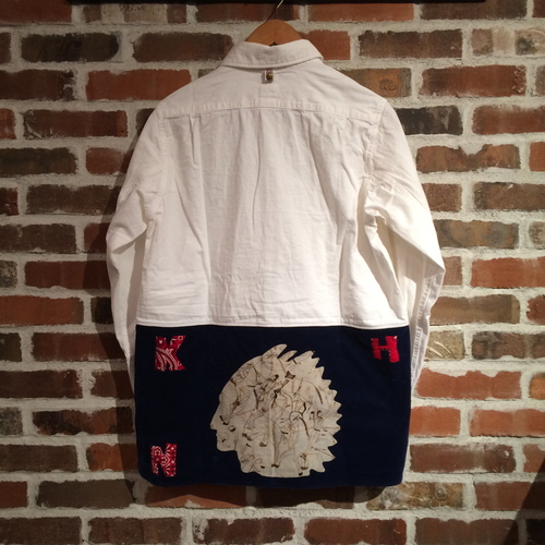 visvim - New item Reiease SKAGWAY & LONG RIDER FLAG SHIRT!!_c0079892_19264084.jpg