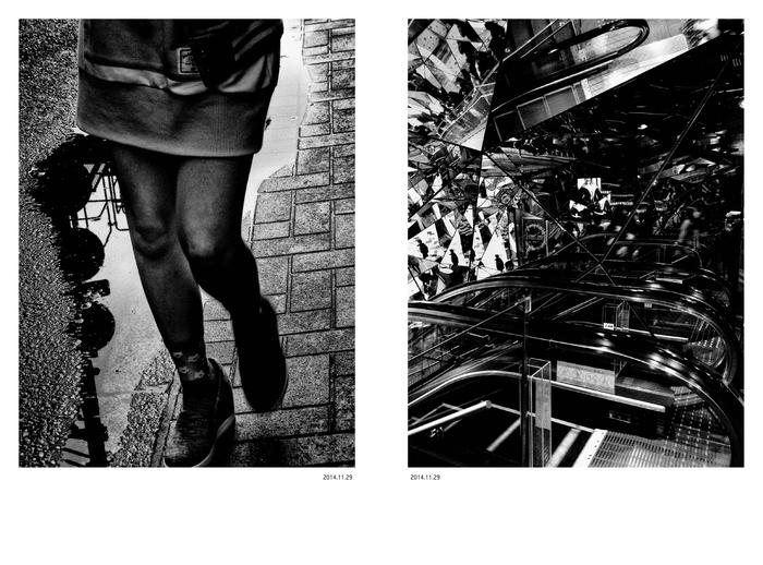10月新刊の御案内:森山大道写真集『犬と網タイツ』_a0018105_1984283.jpg