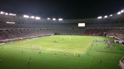 2015Jリーグヤマザキナビスコ杯準々決勝第1戦 FC東京 - 鹿島アントラーズ_b0042308_565388.jpg