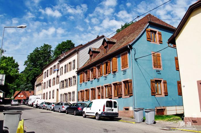 461 Sainte-Marie-aux-Mines ~フランスのミツバチ~_c0211532_23273517.jpg