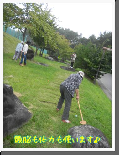 山村広場でグラウンドゴルフなのだ♪_c0259934_9131819.png