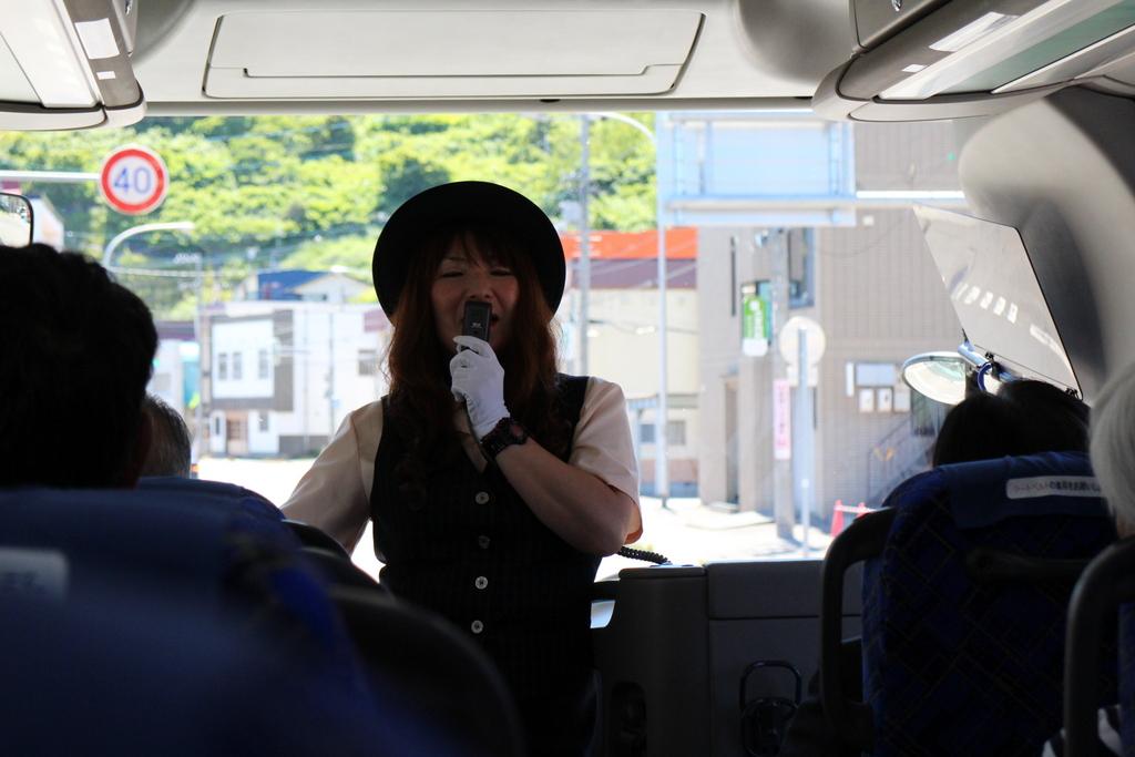 JAL OB会 余市ツアー_f0209434_1255320.jpg