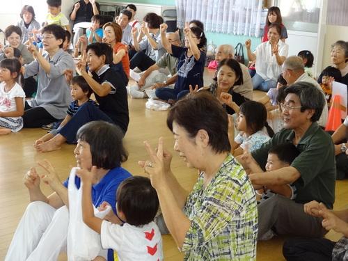 『おじいちゃん おばあちゃんいらっしゃい会』_d0166047_15501933.jpg