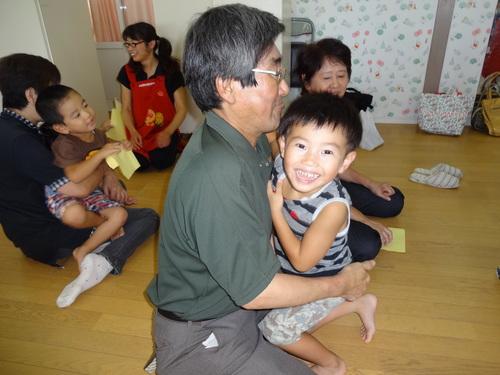 『おじいちゃん おばあちゃんいらっしゃい会』_d0166047_15565052.jpg