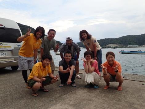 8/28 冠島ツアー・音海OWD講習_e0115199_17071067.jpg