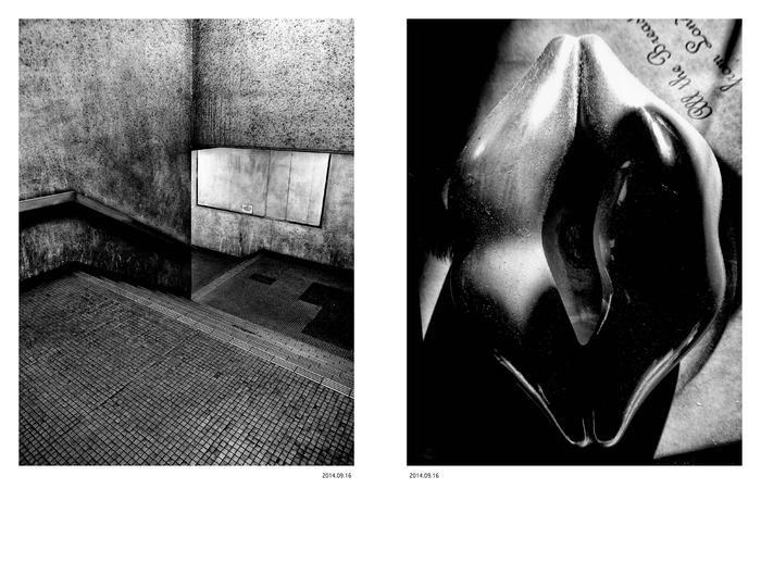 10月新刊の御案内:森山大道写真集『犬と網タイツ』_a0018105_1425917.jpg