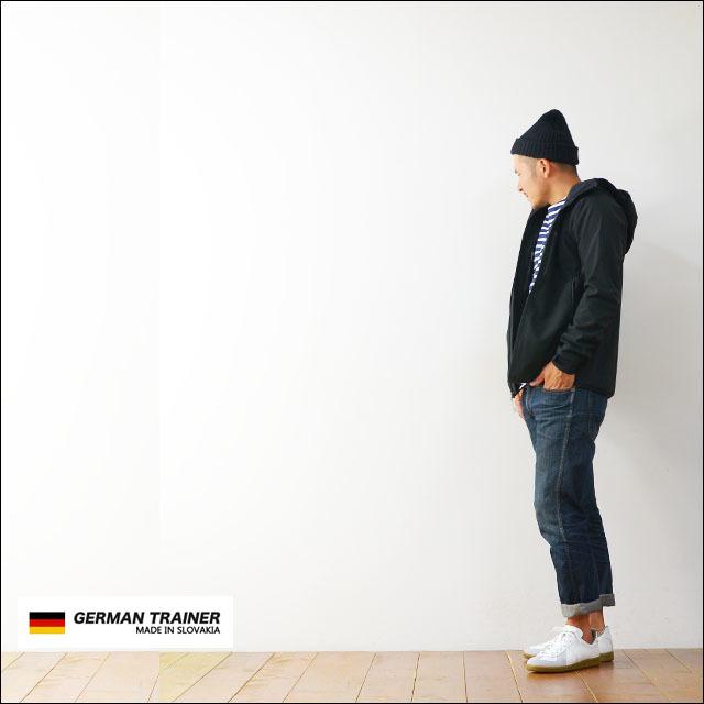 GERMAN TRAINER [ジャーマントレーナー] ALL LEATHER TRAINER SHOSE [1183] MEN\'S_f0051306_12090470.jpg