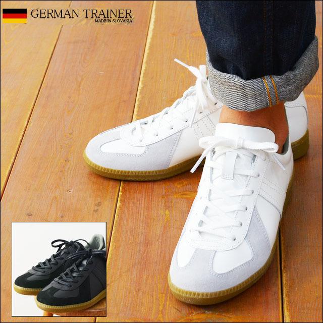 GERMAN TRAINER [ジャーマントレーナー] ALL LEATHER TRAINER SHOSE [1183] MEN\'S_f0051306_12090481.jpg