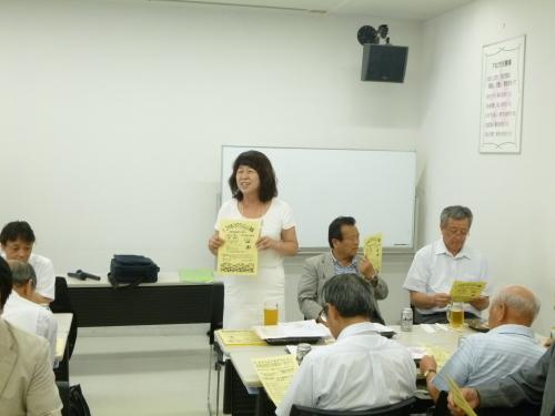 8月24日 県職員退職者の会周南支部総会・親睦会_c0104626_15530448.jpg