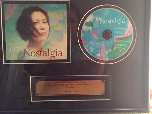 CDできましたー!明日nyを出発します!_a0150139_14141330.jpg