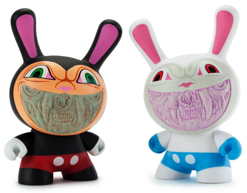 Grin 8 inch Dunny by Ron English_e0118156_115809.jpg