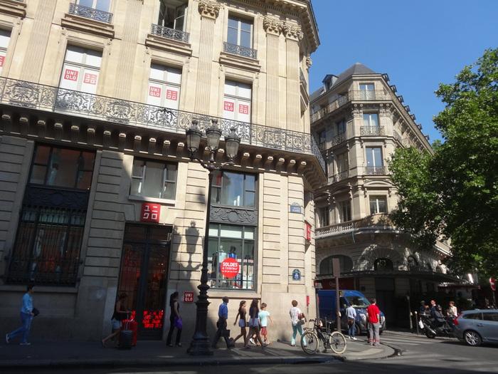 フランス周遊の旅 27 パリはあっつかった~!_a0092659_2217737.jpg