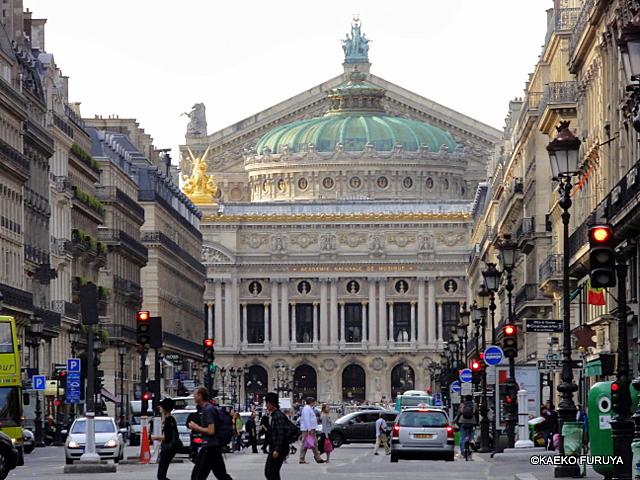 フランス周遊の旅 27 パリはあっつかった~!_a0092659_22432140.jpg