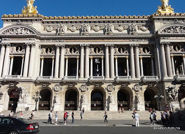 フランス周遊の旅 27 パリはあっつかった~!_a0092659_2254941.jpg