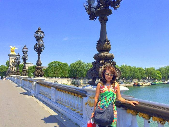 フランス周遊の旅 27 パリはあっつかった~!_a0092659_23244634.jpg