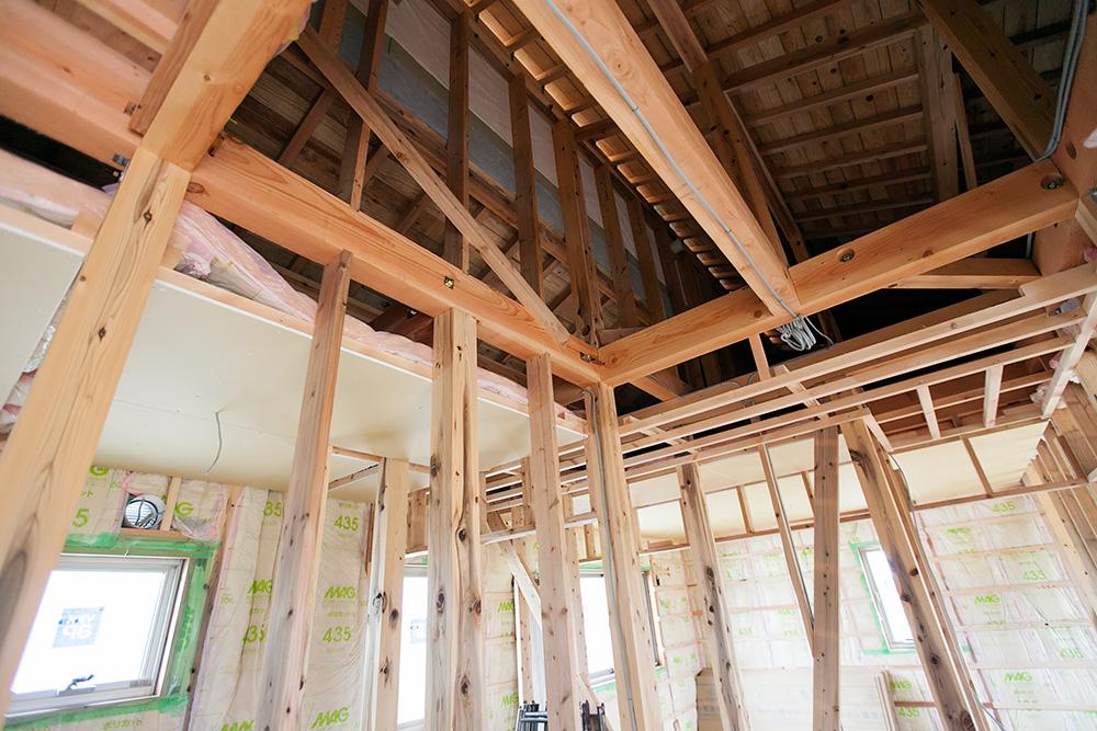 若いご夫妻が選ぶ木造注文住宅オール電化の家-その4-_a0163962_11521733.jpg