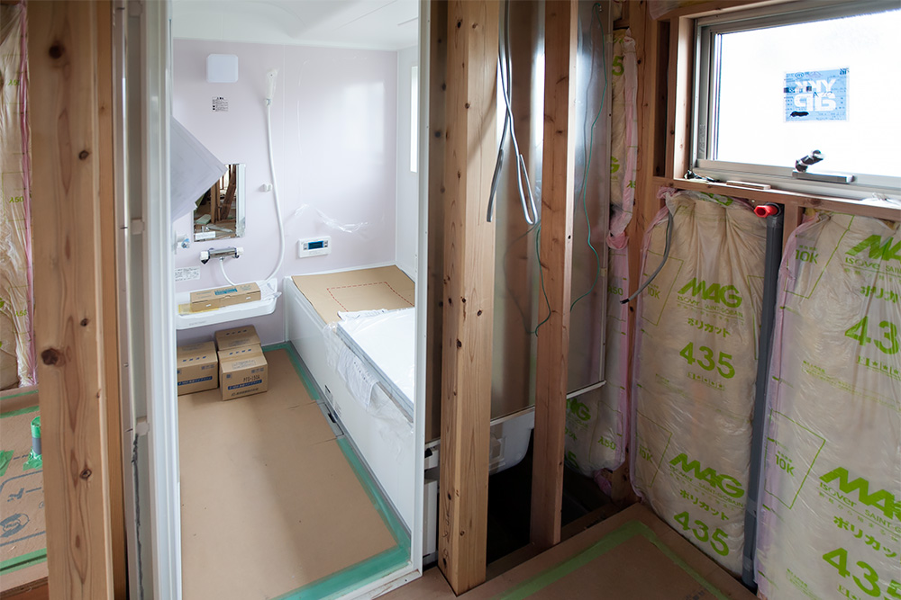 若いご夫妻が選ぶ木造注文住宅オール電化の家-その4-_a0163962_11521884.jpg