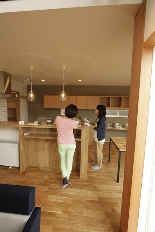 始まりました!!「Sunny House」オープンハウスレポート_f0324766_17484212.jpg