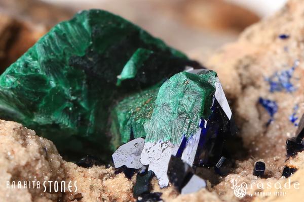 マラカイト原石(モロッコ産)_d0303974_2012117.jpg