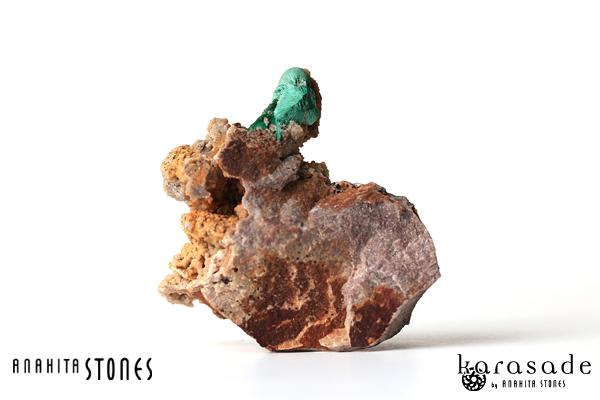 マラカイト原石(モロッコ産)_d0303974_20162898.jpg