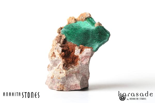マラカイト原石(モロッコ産)_d0303974_20174742.jpg