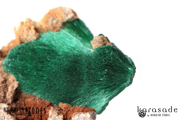 マラカイト原石(モロッコ産)_d0303974_20175761.jpg
