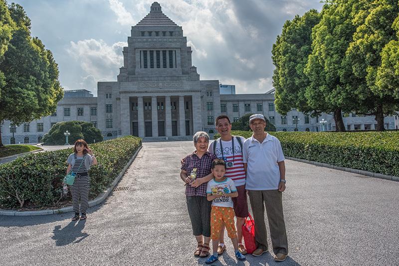 新記憶の残像-25 東京物語-16 国会議事堂_f0215695_19383520.jpg