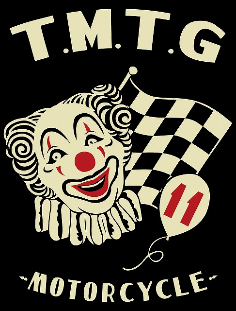 ◆ T.M.T.G 11th LIMITED T-shirts ◆_c0078202_1842117.jpg