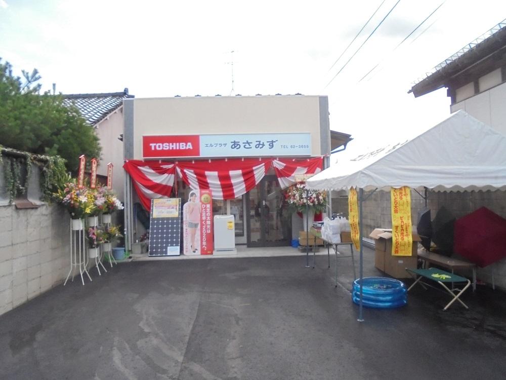 祭り準備作業_c0111229_18304857.jpg