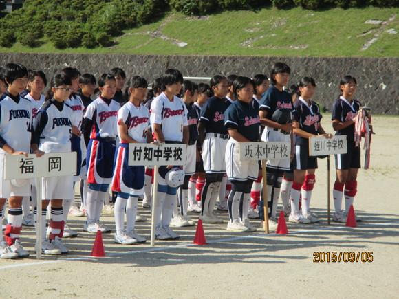 新人戦 中津川市大会 平成27年9月5日_d0010630_15234364.jpg