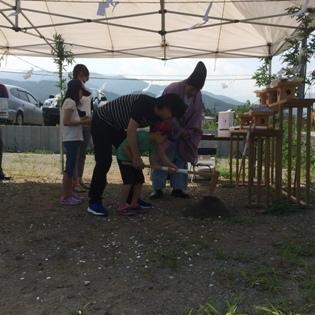 地鎮祭がありました。_e0180332_1783858.jpg