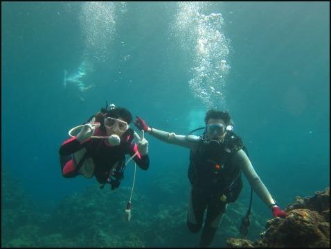 9月5日慶良間ダイビング&青の洞窟体験ダイビング_c0070933_22294285.jpg