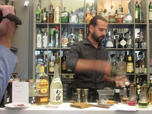 フィレンツェ有名バリスタ達との日本酒勉強会の模様報告です!!_c0179785_23242282.jpg
