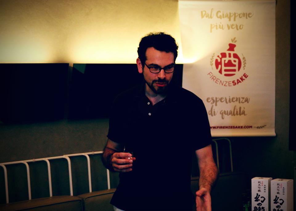 フィレンツェ有名バリスタ達との日本酒勉強会の模様報告です!!_c0179785_23304083.jpg